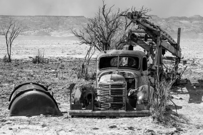 Abandoned Truck, Capitol Reef NP