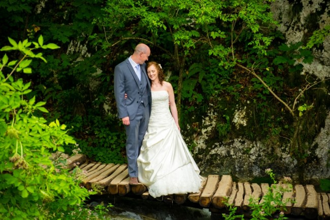 Wedding in Plitvice NP