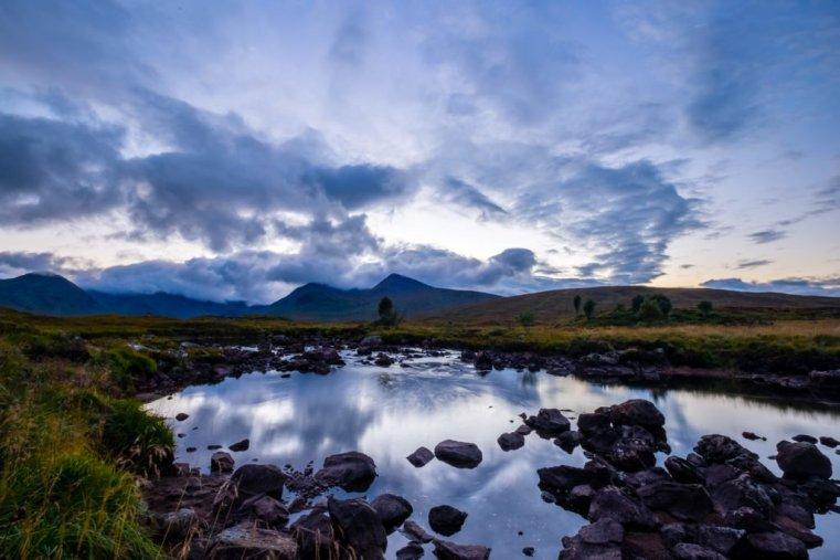 Loch Lomond and the Trossachs NP, Scotland