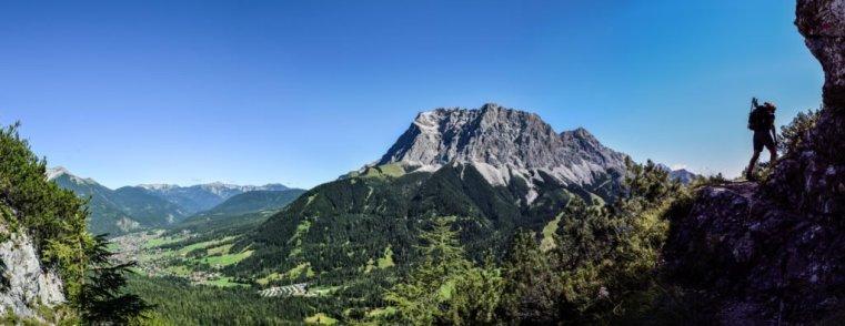 Walking in the Zugspitze @ Bethany Lloyd