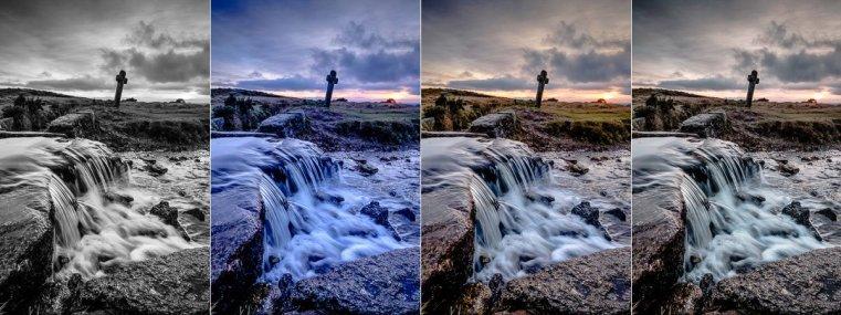 Beckamoor Cross, Dartmoor