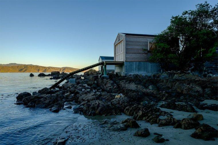 Karaka Bay, Wellington, New Zealand