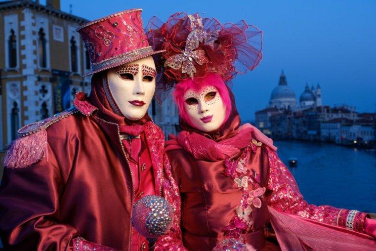 Joseph and Joyce PItassi, Accademia Bridge, Venice