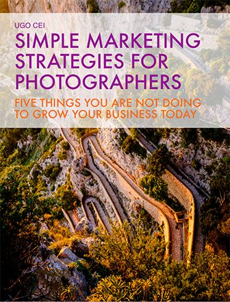 Simple Marketing Strategies for Photographers – Five things you are not doing to grow your business today