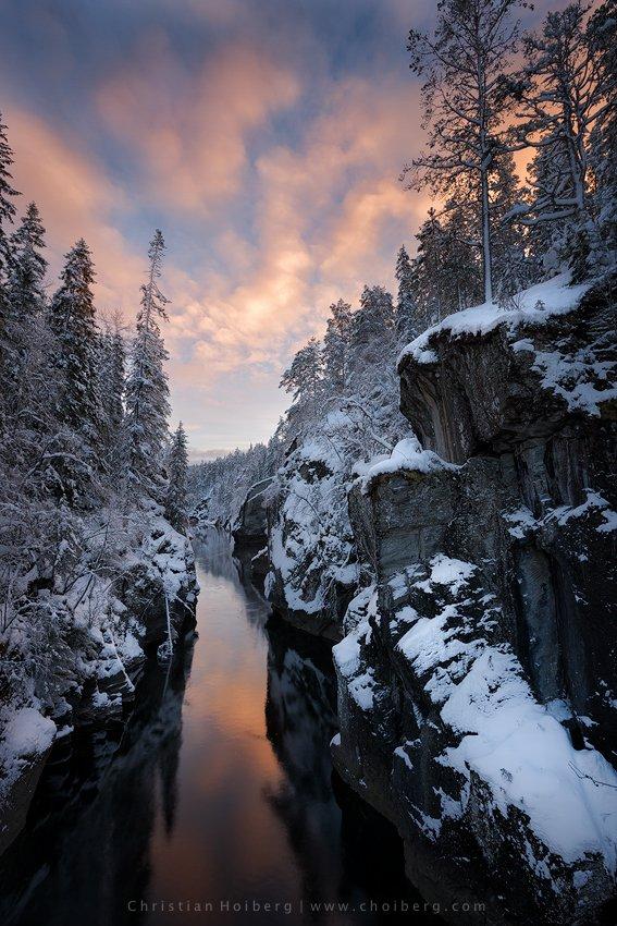Trangfossen Norway