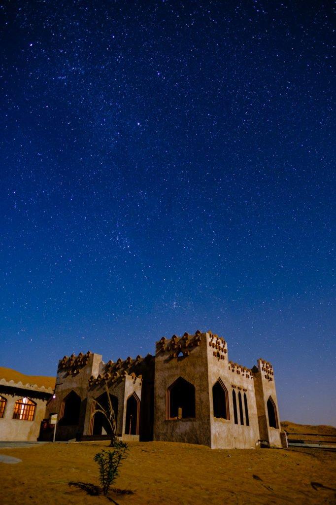 1000 Nights Desert Camp, Sharqiya, Oman