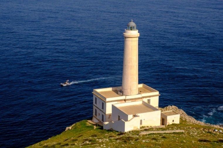 Punta Palascia Lighthouse, Otranto