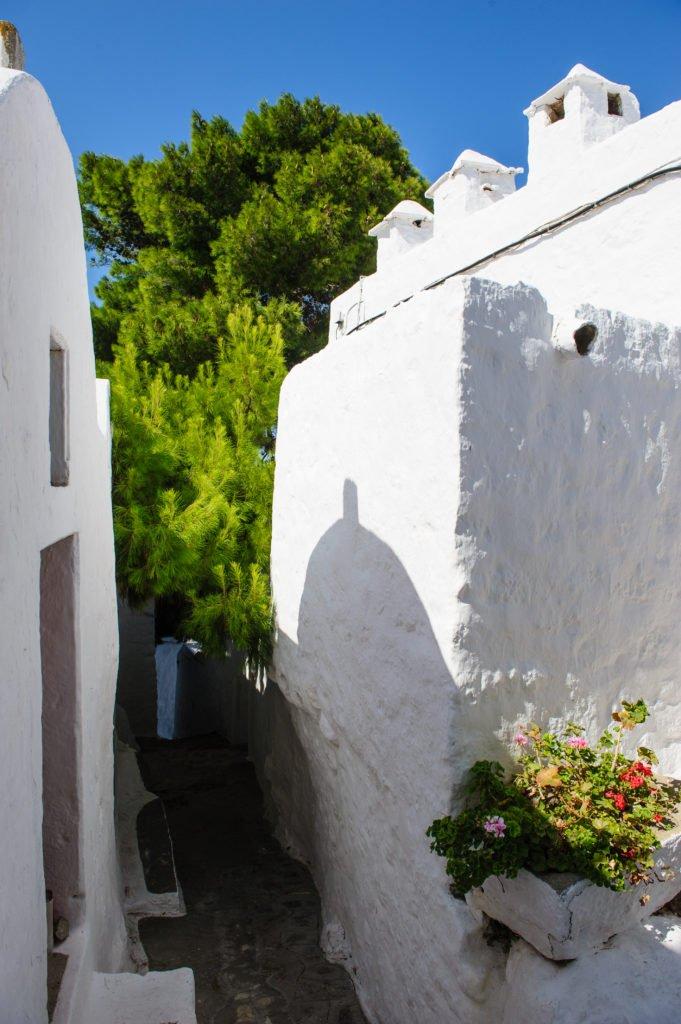 Hora, Patmos
