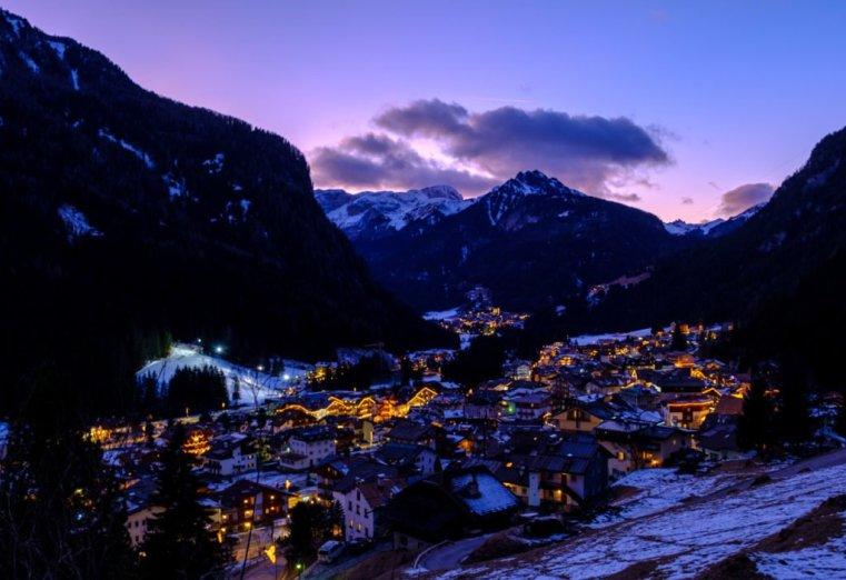 Canazei, Italian Dolomites