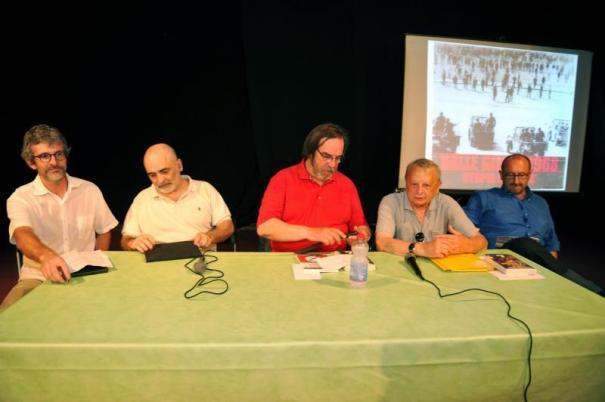 La presentazione romana della biografia di stefano delle chiaie