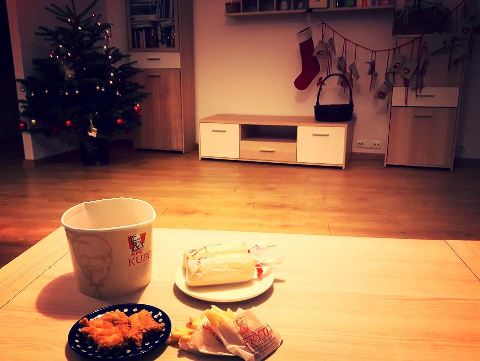 KFC na Święta jak w Japonii
