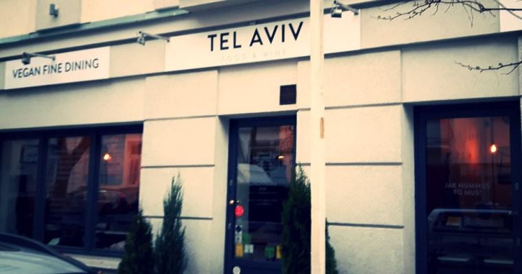 Tel Aviv na Poznańskiej – kwietniowe menu degustacyjne – recenzja