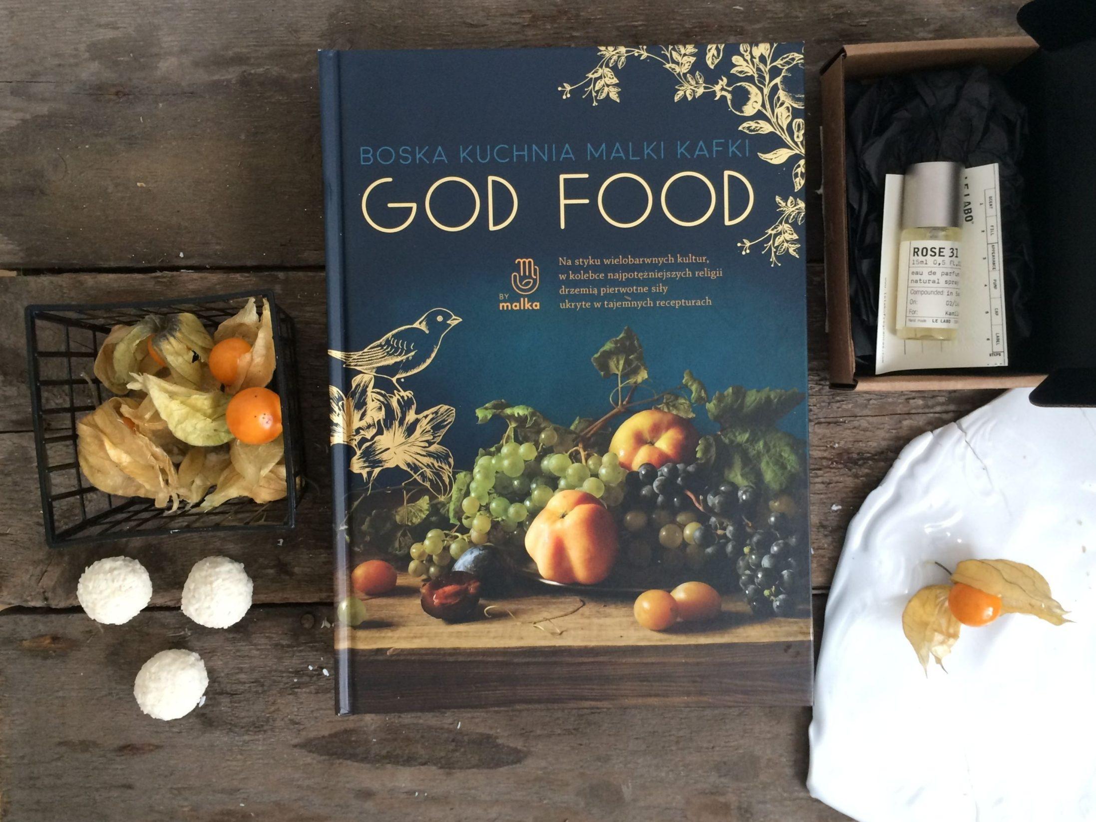 God Food. Boska kuchnia Malki Kafki – recenzja