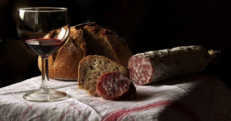Barolo i przepis na bocconcini z winem