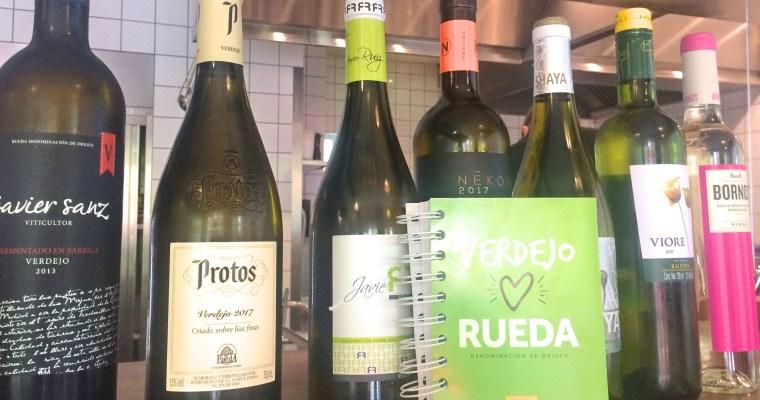 Rueda – biała torpeda – degustacja win białych z DO Rueda