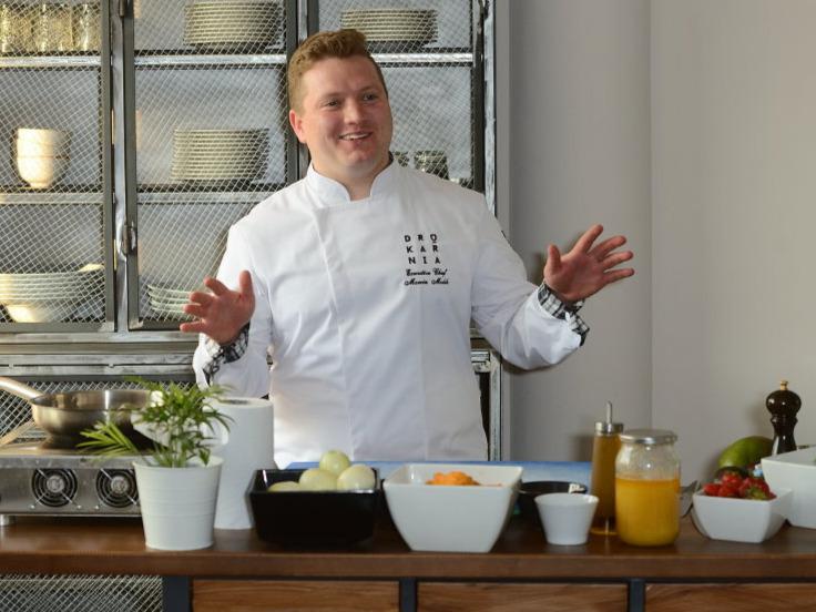 Marcin Molik z Klubu Szefów Kuchni