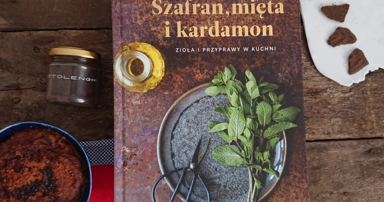 Szafran, mięta i kardamon – Samar Khanafer – recenzja