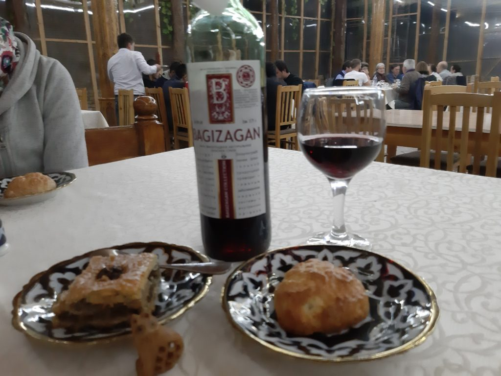 uzbeckie wino
