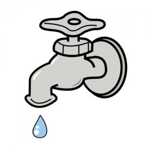 水道水の蛇口