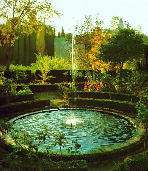 jardin de amor