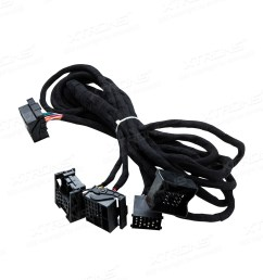 extra long 6 meters iso wiring harness for bmw suitable for head unit with quadlock connection [ 1600 x 1600 Pixel ]