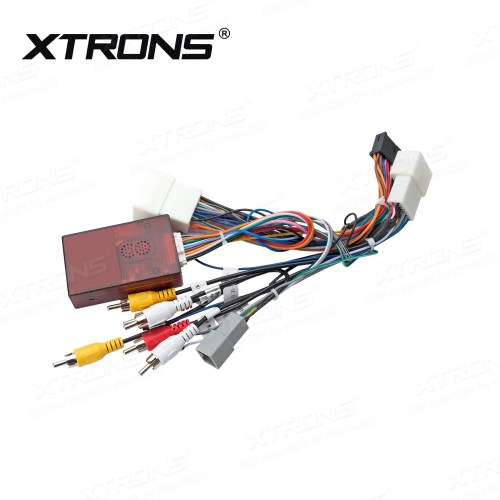 small resolution of iso wiring harness rockford decoder for xtrons mitsubishi unit car dvd wholesalers