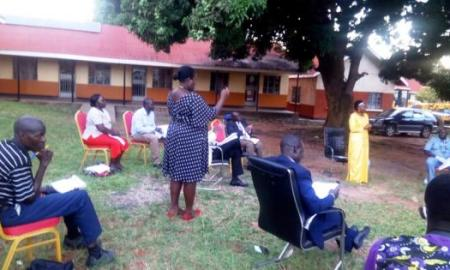 Gulu University Ministry Health
