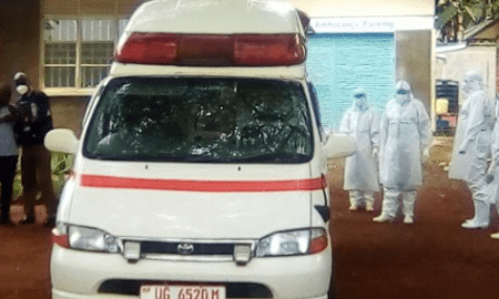 Panic in Mbale suspected COVID-19 patient dies on Wednesday