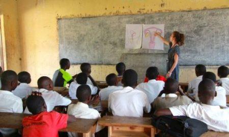 Sexuality education in Uganda