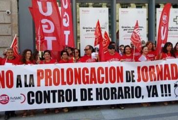 """Salimos a la calle para decir """"NO A LA  PROLONGACIÓN DE JORNADA """""""