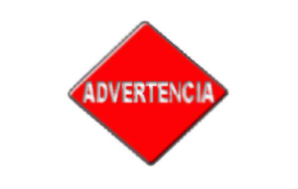 FIOC Bloqueados: advertencia para todos