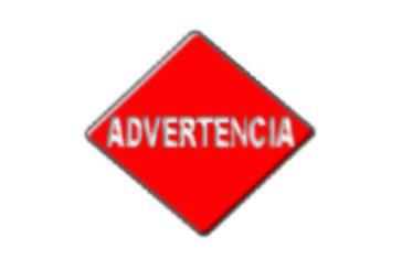 Advertencia para todos: FIOC Bloqueados