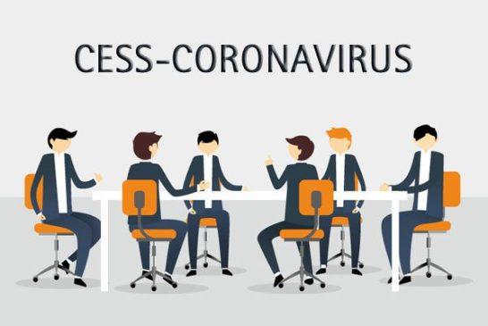 CESS-Coronavirus: Una reunión muy descafeinada