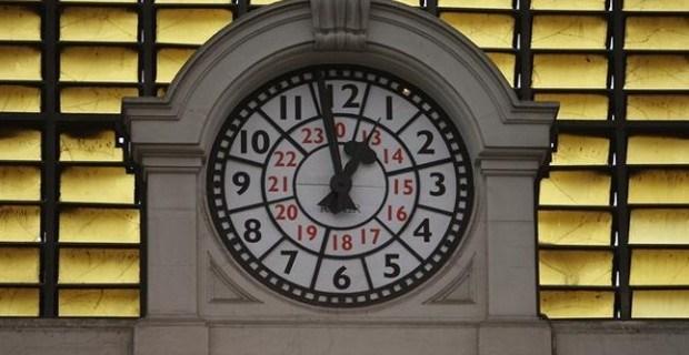 """La verdad sobre el """"tren"""" con destino a las 37:30 horas"""