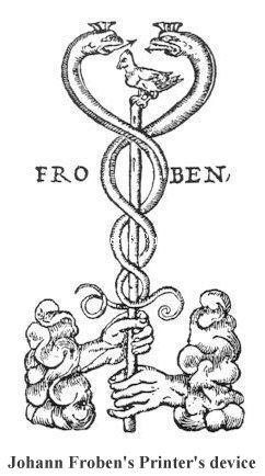 No. 610: Paracelsus and Oporinus