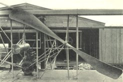 Later Wright propellers
