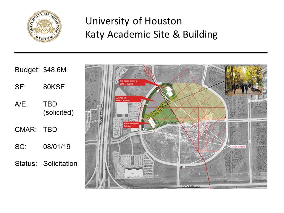 Projects  University of Houston
