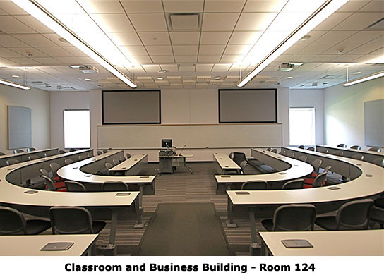 CBB Room 124  University of Houston