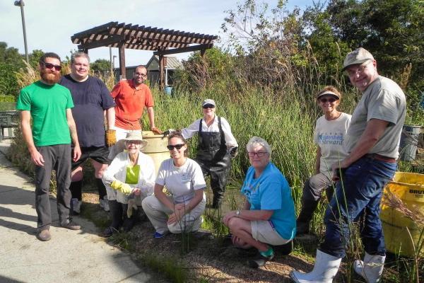 Habitat Work Days University Of Houston-clear Lake