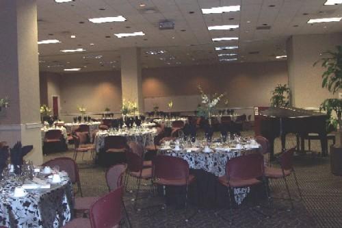 Special Events Area  University of HoustonDowntown