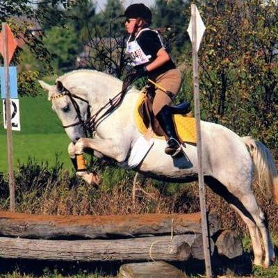 Jennifer pony jump