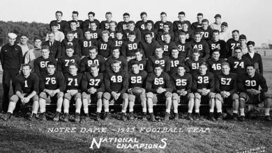 Notre Dame - 1943 National Champions