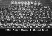 Notre Dame's 1966 National Championship