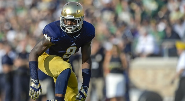Jaylon Smith - Danny Spond