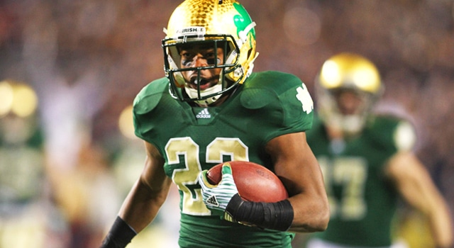 Lo Wood - Former Notre Dame CB