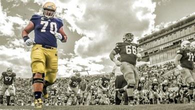 Zack Martin - Notre Dame OL