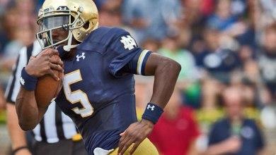 Everett Golson - Notre Dame v Rice