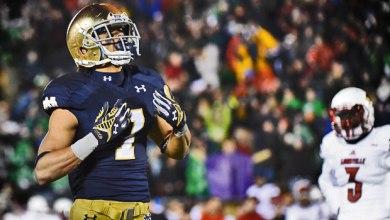 Will Fuller - Notre Dame v. Louisville