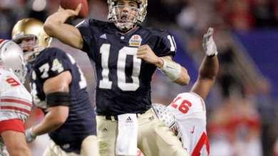 Former Notre Dame QB Brady Quinn