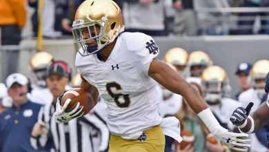 Notre Dame WR Equanimeous St. Brown